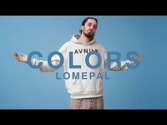 """French Rapper Lomepal, delivers an exclusive gem of a performance of """"Tout Lâcher"""". Colors Show, English Caption, Rap, Lyrics, Author, Singer, Youtube, Musicians, French"""