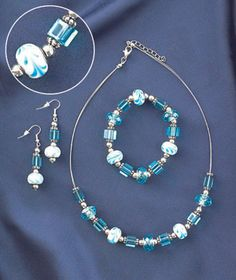 Beaded Jewelry 3-Pc. Sets
