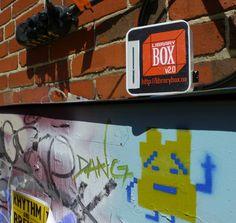 LibraryBox 2.0, le partage open source des ebooks en bibliothèque
