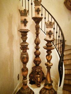 That's Haute - #Tuscan #Home #Design - Find More Decor Ideas at:  http://www.IrvineHomeBlog.com/HomeDecor/  ༺༺  ℭƘ ༻༻   and Pinterest Boards    - Christina Khandan - Irvine, California