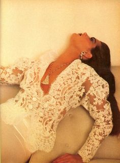 """Striking Originality"", Vogue US, November 1985Photographer: Sheila MetznerModel: Brooke Shields"