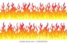 Find Cartoon Fire Flame Frame Borders Seamless stock images in HD and millions of other royalty-free stock photos, illustrations and vectors in the Shutterstock collection. Fire Drawing, Painting & Drawing, Bolo Super Man, Fireman Sam Cake, Border Templates, Fire Tattoo, Graphic Art Prints, Creative Resume Templates, Funny School