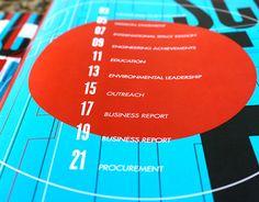 Kennedy Space Center Annual Report (concept work) ~Cassie Ball #design #layout Bi Fold Brochure, Brochure Template, Nonprofit Annual Report, Annual Reports, Report Design Template, Annual Report Layout, Pull Quotes, Kennedy Space Center, Editorial