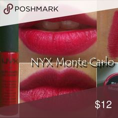 $8 if Bundled Soft Matte Lip Cream Monte Carlo NYX Soft Matte Lip Cream in Monte Carlo NYX Makeup Lip Balm & Gloss