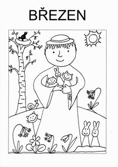 Weather For Kids, Weather Art, Seasons Of The Year, Four Seasons, Sequencing Pictures, Projects For Kids, Coloring Pages, Environmental Studies, Art Drawings