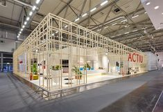ACTIU cool working promotes productivity and wellbeing at orgatec 2016