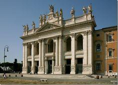 базилика сан джованни рим
