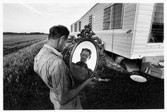 Larry Towell - Ontario. Essex County. 1993.