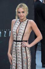 Margot Robbie Attends the European Premiere of