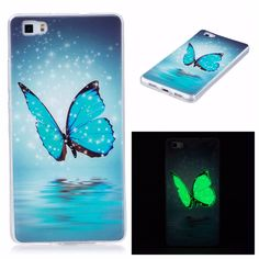>> Click to Buy << For Coque Huawei P8 Lite Case 5.0 inch Butterfly Flower Fashion Silicon Soft Phone Cover For Huawei P8 lite Fundas Capa   C4 #Affiliate