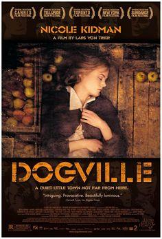 Directed by Lars Von trier/ starred by Nicole Kidman
