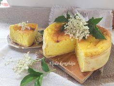 Aleda konyhája: Sambocade-azaz Bodzás pite II. Richárd idejéből