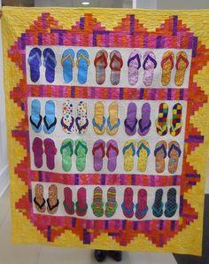 Flip-Flop quilt