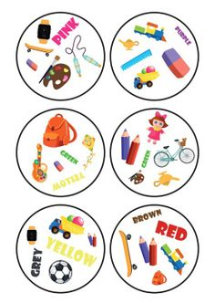 Dobble szkoła kolory Kids Toys For Boys, Games For Kids, Activities For Kids, Everyday English, English Time, Red And Grey, Pink And Green, Speaking Games, Educational Games