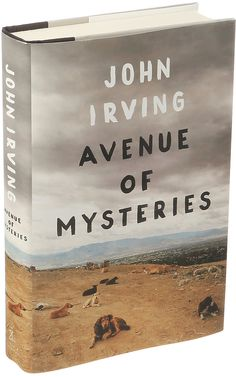 Mr. Irving's 14th novel centers on a Mexican-born writer who is attached to his childhood and comically resigned to his fate.