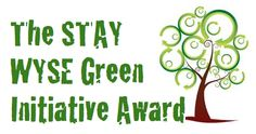 STAY WYSE Green Initiative Award is hosted in WYSTC 2012 among with other Global Youth Travel Awards!
