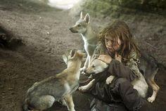 Photos (1/16) Survivre Avec Les Loups - Comme Au Cinéma