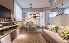 Sala simples: 60 ideias para uma decoração mais bonita e