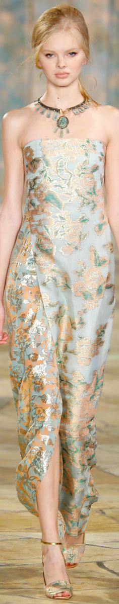 Tory Burch Spring 2016 RTW NYFW vogue
