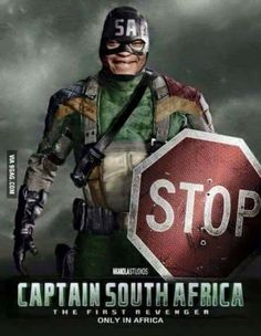 Captain South Africa - Enjoy the Shit South Africans… African Jokes, Life Falling Apart, South Afrika, Afrikaanse Quotes, Failed Relationship, Cute Images, Best Funny Pictures, Funny Pics, Sayings