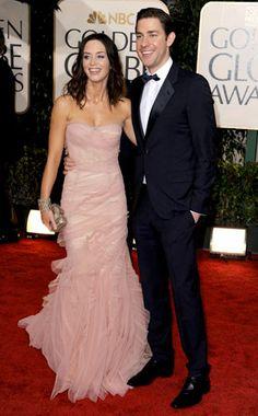 Emily Blunt and John Krasinski Tie the Knot!   E! Online