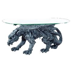I love this dragon table!
