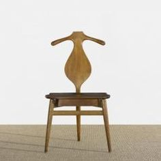 Valet Chair by Hans Wegner