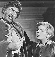 Long John Silver - Robert Newton with Jim Hawkins - Kit Taylor Long John Silver, Robert Newton, Jim Hawkins, Treasure Planet, Pirate Life, Treasure Island, Mythology, Pirates, Armoire