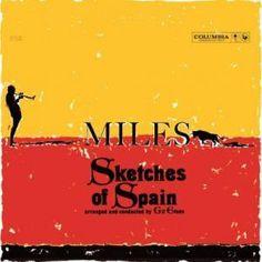 #milesdavis MILES DAVIS Sketches Of Spain (2013 NEW European Music On Vinyl LP - 5 Track 180 Gram Audiophile Vinyl - The Mono Edition , MOVLP692) #vinyl #vinyltap #music