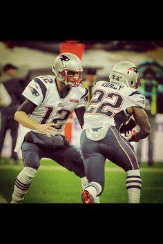 Brady and Ridley