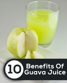Top 10 Benefits Of #Guava #Juice #health #healthtips #skin