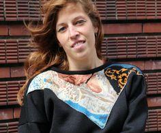 Sweat-shirt manches longues  de Adaoz sur DaWanda.com
