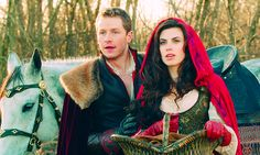 Josh Dallas and Meghan Ory (Once Upon A Time)