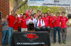 UIW Celebrates the Men's Swim Team's first conference championship as a Division I institution at the 2014 Coastal Collegiate Swimming Association (CCSA) Swimming and Diving Championships. Way to go Cardinals!