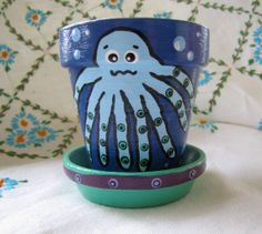 Blue is calm. by Alie Korthagen on Etsy
