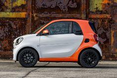 Largement basée sur la nouvelle Twingo, voici la nouvelle Smart ForTwo