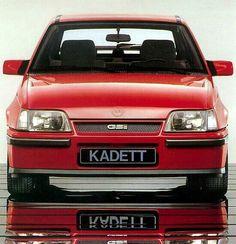 Opel Kadett E GSi 16v Superboss Classic European Cars, Classic Cars, Automobile, Car Mods, Classic Motors, Top Cars, Car Engine, Car Wheels, Sexy Cars