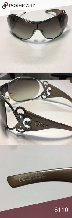 006ddbc9dd Christian Dior sunglasses Used in very good condition