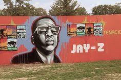 Jay Z Graffiti - www.loyallisteners.net