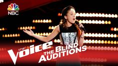"The Voice 2015 Blind Audition - Siahna Im: ""Fever"""