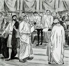 La cittadinanza romana divenne nel tempo un'arma di consolidamento del potere politico di Roma, essa offriva privilegi ambiti da tutti.