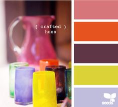 crafted hues