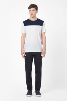Colour block t-shirt - COS