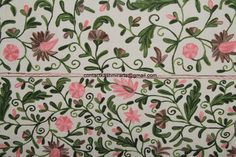 This would make a cute Summer tote Bespoke Upholstery fabric by yard/Drapery/supply/Pink by Pamposh