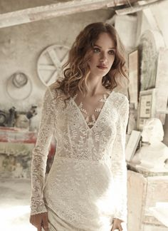 90919148 36 Best Morgan Davies & Anna Kara images | Bridal collection, Alon ...