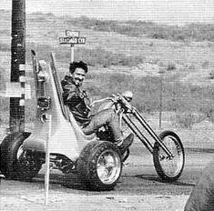 Ed Roth | Just a car guy: Ed Roth's trikes