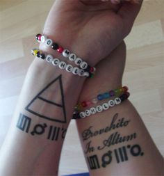 30 Seconds to Mars Tattoo by Rated R Diva, via Flickr