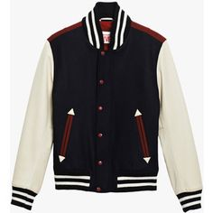 Lacoste Live Mens Jacket - Eclipse Blue/Pinot-Flour Mens Outdoor Jackets, Varsity Jackets, Lacoste, Live, Clothes, Fashion, Outfits, Moda, Clothing