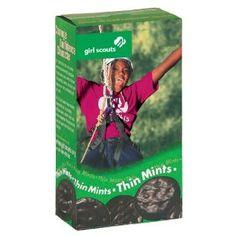 I love Thin Mints!