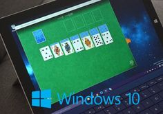 Solitaire Windows 10 İle Geri Geliyor